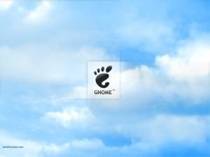 Postal: El cielo de GNOME