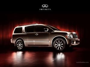 Postal: Nissan Infiniti 4x4