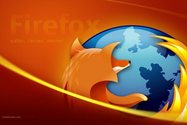 Firefox (más seguro, más rápido, mejor)