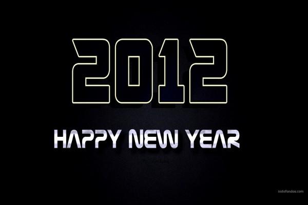 2012 - Feliz Año Nuevo