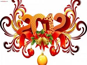 Postal: Tras la Navidad... llega el 2012