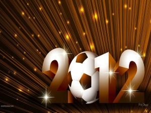 Postal: Un 2012 de fútbol