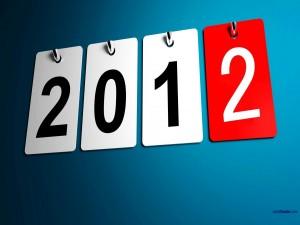 2012 termina en 2