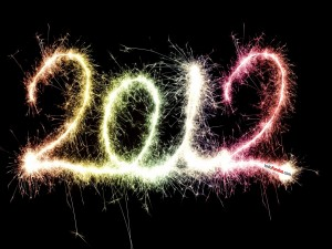 ¡Feliz 2012 de luz y color!