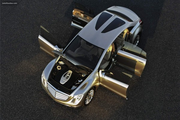 Mercedes con motor DiesOtto