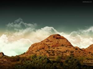Colina de piedra