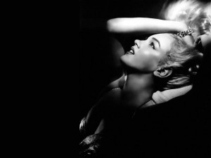 La sensualidad de Marilyn