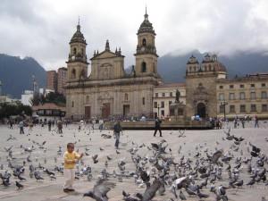 Plaza de Bolívar (Bogotá, Colombia)