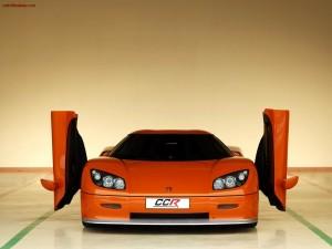 Postal: Koenigsegg CCR