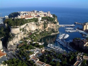Postal: Montecarlo (Mónaco)