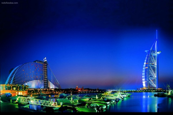 Hotel Burj Al Arab (Golfo Pérsico)