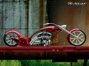 Postal: Star Motorcycles