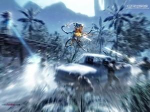 Ataque alienígena en Crysis