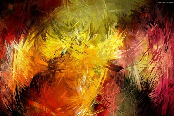 Trazos de color