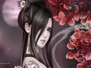 Geisha moderna