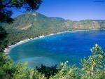 Gran playa circular