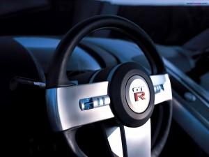 Postal: Volante GT R