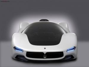 Maserati de lujo