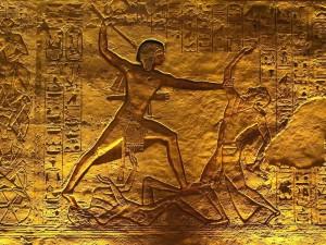 Iconografía del Antiguo Egipto