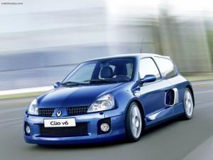 Postal: Renault Clio v6