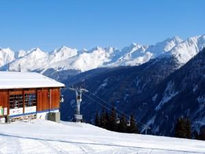 Postal: Alpes austríacos