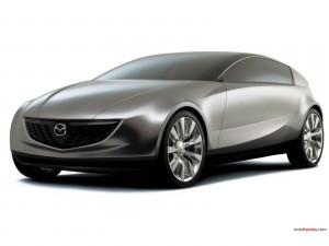 Mazda futurista