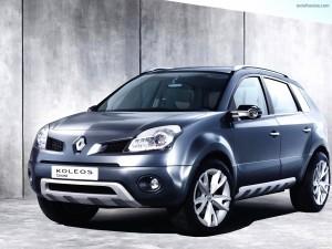 Postal: Renault Koleos (Concept)