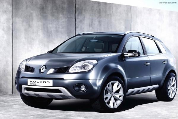 Renault Koleos (Concept)