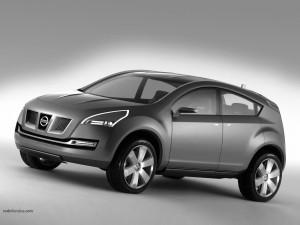 Postal: Prototipo de Nissan