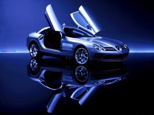 Mercedes biplaza