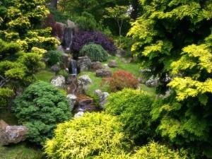 Jardín de fantasía
