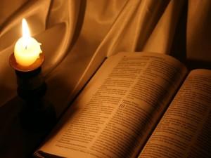 Postal: La Biblia