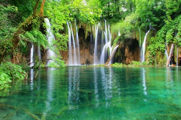 Múltiples cascadas