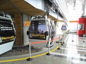 Postal: Metrocable de Medellín