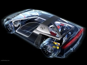Postal: Diseño de un prototipo Toyota