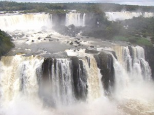 Cataratas del Iguazú (Argentina-Brasil)