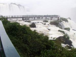 Postal: Saltos del Iguazú