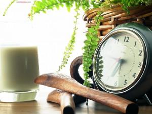 Postal: Es la hora de levantarse