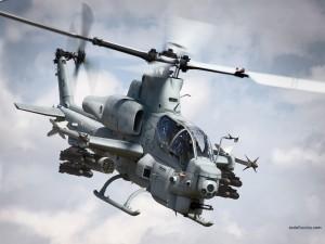Postal: Helicóptero Bell AH-1Z Viper