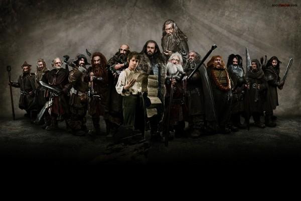 Personajes de El Hobbit
