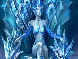 Princesa del hielo
