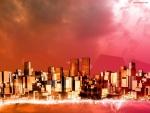 Perspectiva de una ciudad