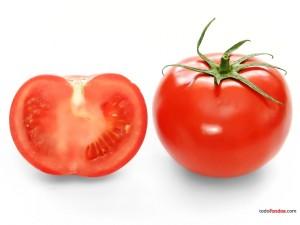 Postal: Tomates rojos