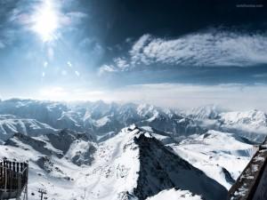 Postal: Alpe d'Huez