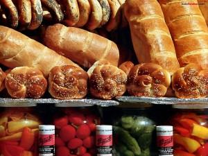 Postal: Panadería y ultramarinos