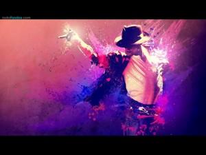Michael Jackson a brochazos