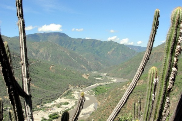Río Chicamocha (Colombia)