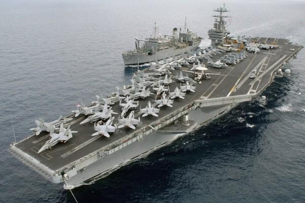 Portaaviones USS Harry S. Truman