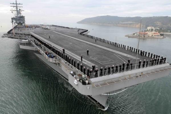 Portaaviones de guerra
