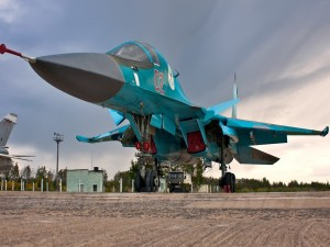 Postal: Sukhoi Su-35